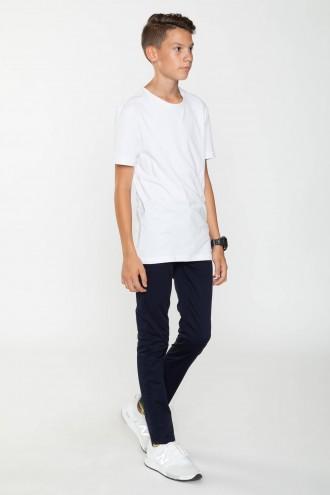 Klasyczne granatowe spodnie dla chłopaka LOOSE/SUPER LOOSE