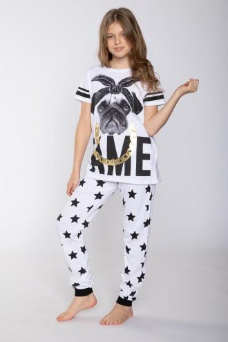 Piżama dla dziewczyny FAME