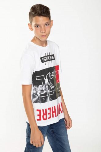 T-shirt dla chłopaka