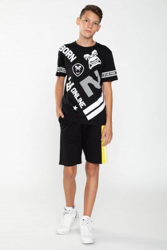 Krótkie spodnie dresowe dla chłopaka
