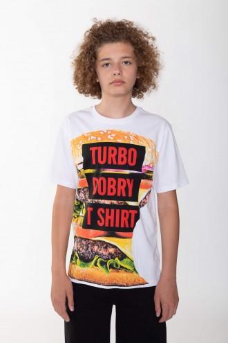 T-shirt dla chłopaka BURGER