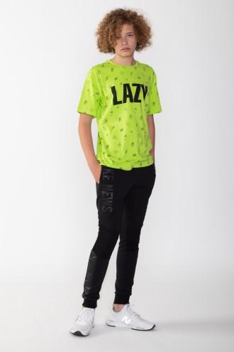 Spodnie dresowe dla chłopaka FAKE NEWS