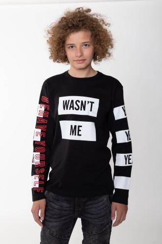 T-shirt z długim rękawem dla chłopaka