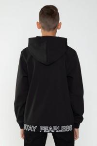 Rozpinana bluza z kapturem dla chłopaka