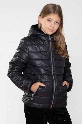 Dwustronna kurtka przejściowa dla dziewczyny