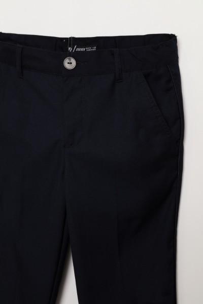 Spodnie dla chłopaka granatowe