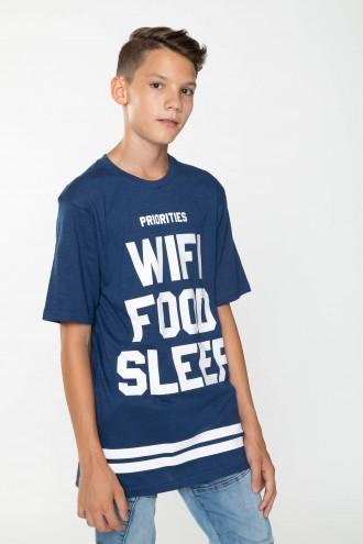 T-shirt dla chłopaka WIFI