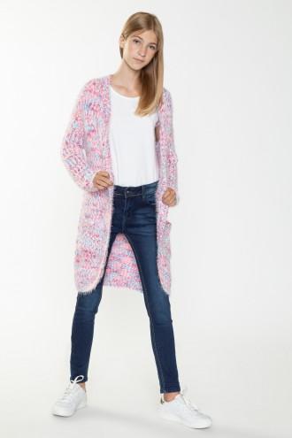 Jeansy dla dziewczyny SLIM