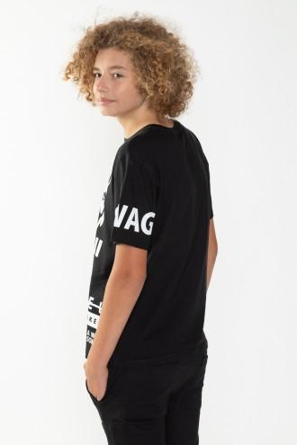 T-shirt dla chłopaka REBEL TROUBLEMAKER