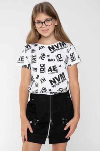 Dziewczęcy T-shirt NVM