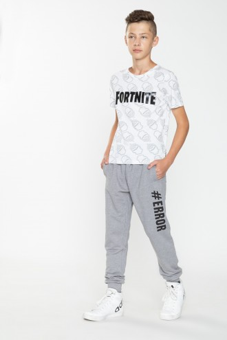 T-shirt z nadrukiem FORTNITE