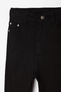 Czarne spodnie dla dziewczyny