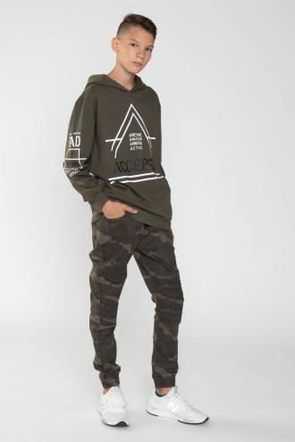 Spodnie joggery MORO dla chłopaka