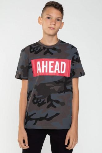 T-shirt dla chłopaka AHEAD