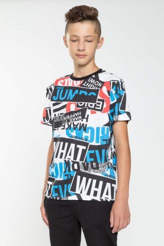 T-shirt dla chłopaka PRINT