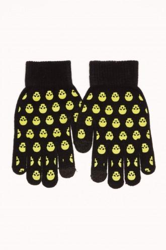 Rękawiczki z nadrukami dla chłopaka