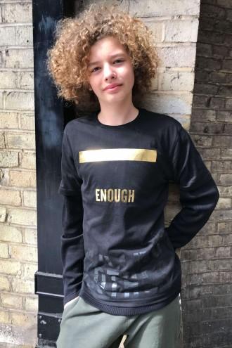 T-shirt dla chłopaka ENOUGH
