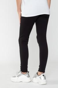 Czarne legginsy dla dziewczyny