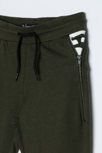 Szare spodnie dresowe dla chłopaka
