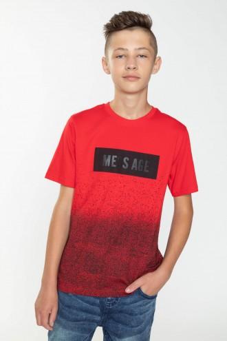 T-shirt MESS AGE
