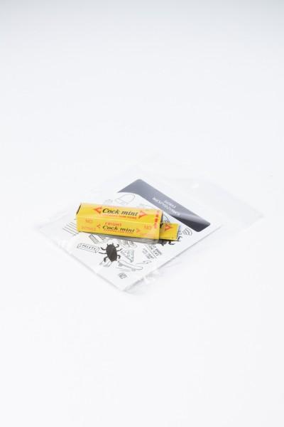 Guma do zucia z karaluchem do żartów,żółta