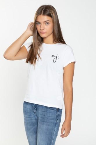 Dziewczęcy T-shirt OJ