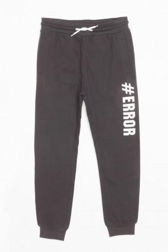 Spodnie dresowe dla chłopaka ERROR