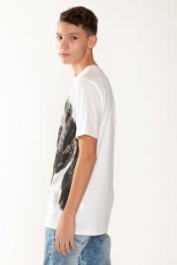 T-shirt dla chłopaka z nadrukiem