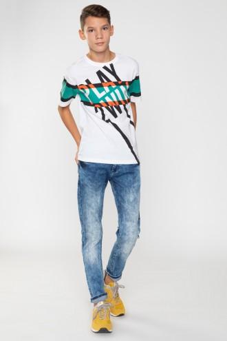 Jeansy dla chłopaka