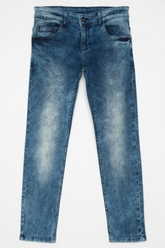 Jeansy dla chłopaka LOOSE