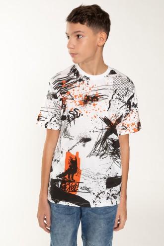 T-Shirt dla chłopaka REBEL PUNK