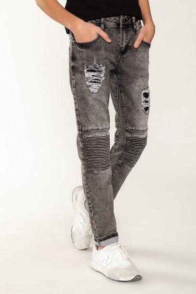 spodnie jeans 170 cm chłopiec