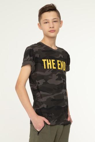 T-shirt moro THE END dla chłopaka