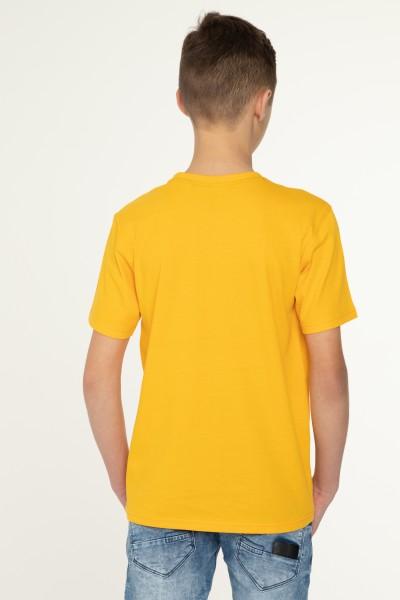 Miodowy T-shirt dla chłopaka RULES