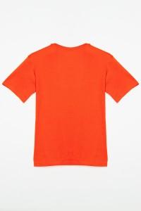 Pomarańczowy T-shirt dla chłopaka I WEAR