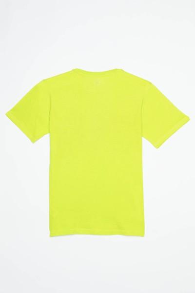 Limonkowy T-shirt dla chłopaka EASY