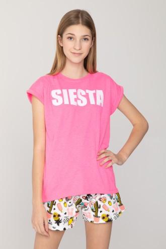 Piżama dla dziewczyny SIESTA