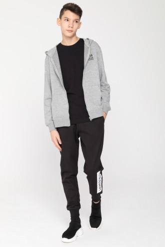Czarne spodnie dresowe CTRL SHIFT