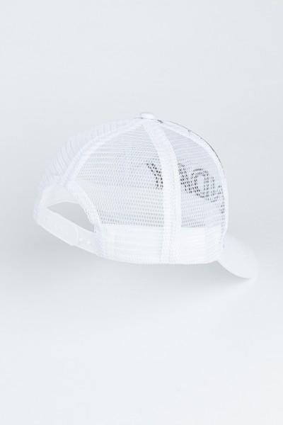 Biała marmurkowa czapka z daszkiem dla chłopaka 2DAY