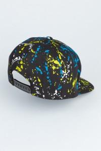 Czarna z daszkiem czapka dla FRESH