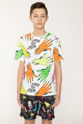 T-shirt dla chłopaka CATCH YOU LATER
