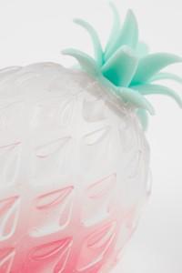 Różowy gniotek squishy ananas