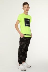 Neonowy T-shirt dla chłopaka READY