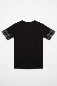Czarny T-shirt dla chłopaka GOT YA