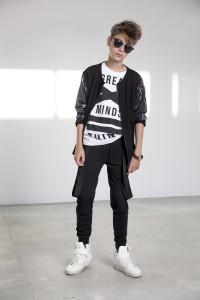 Spodnie dresowe Fit Gangsta