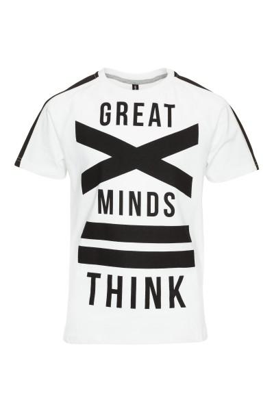 T-shirt Great Minds