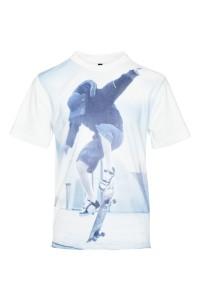 T-shirt Skateboard