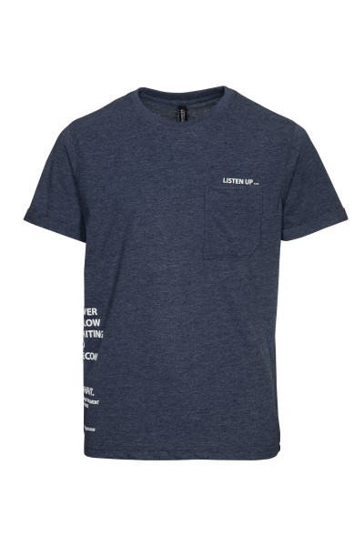 T-shirt Listen Up