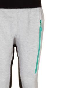 Spodnie dresowe Grey & Black