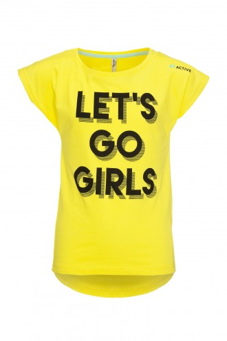 T-shirt Let's Go Girls